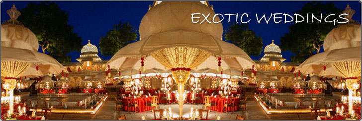 Exotic Weddings
